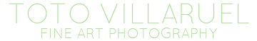 Toto Villaruel – Fine Art Wedding Photographer logo